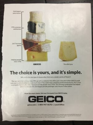 Geico Ad | The 4 Sins Of Direct Response Marketing That Will Seriously Suppress Your Success | Technology Marketing Toolkit