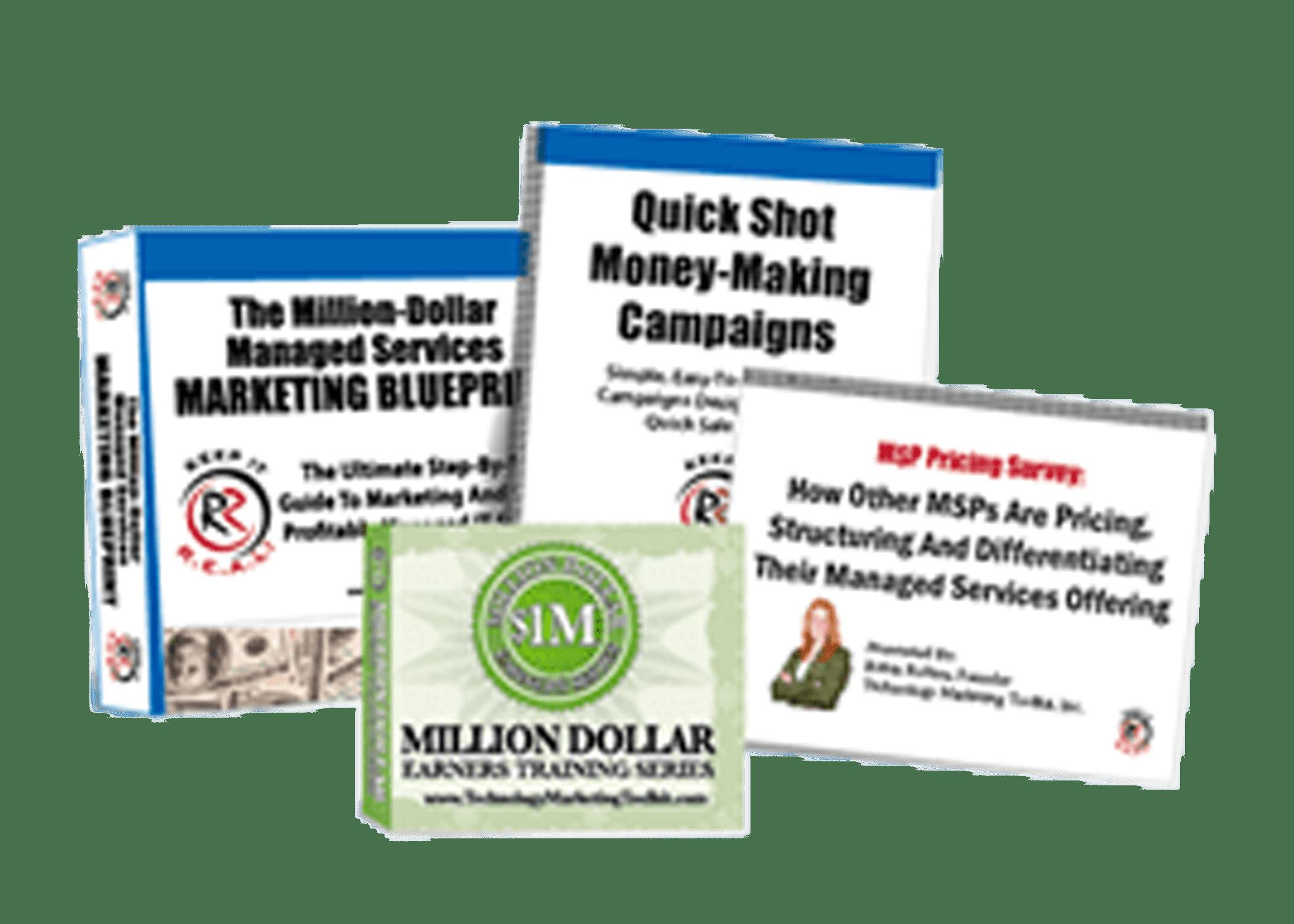 The Million-Dollar Managed Services Marketing Blueprint | Robin Robins
