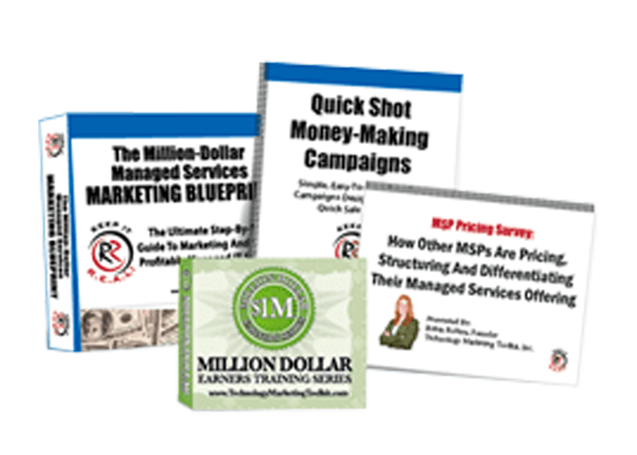 The Million-Dollar Managed Services Marketing Blueprint   Robin Robins