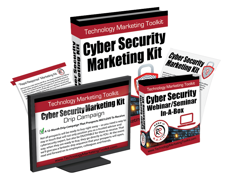 Cyber Security Toolkit | Robin Robins