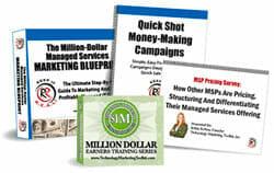 Million-Dollar Managed Services Marketing Blueprint | Robin Robins