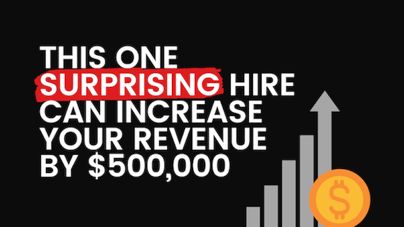 THIS should be your first sales team hire