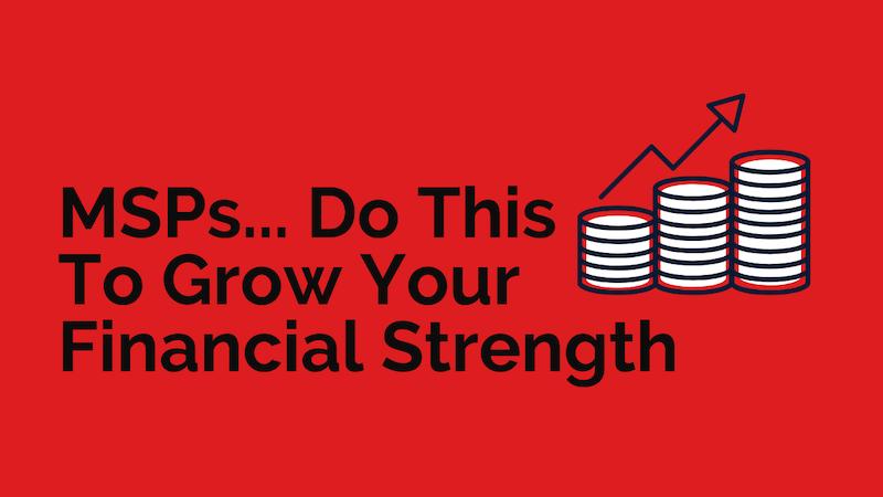 building financial strength