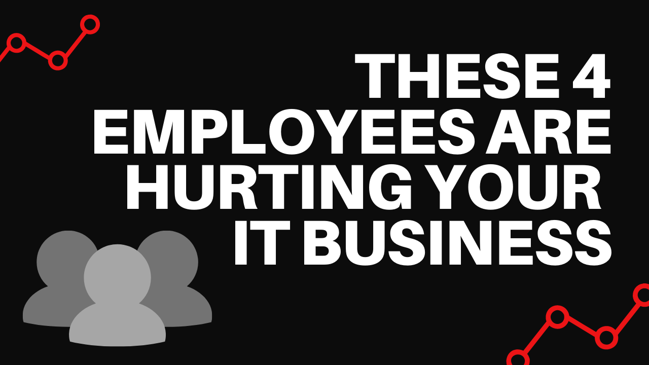 """Featured image for """"4 Types Of Employees That Will Sink Your Business"""""""