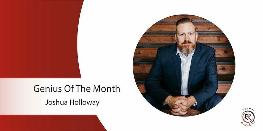 Joshua-Holloway-Genius-Of-The-Month