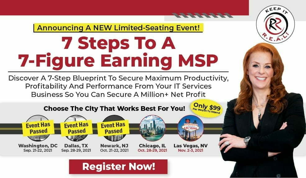 Register For The 2021 IT Marketing Roadshow